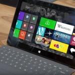 Nuevo anuncio de Microsoft Surface