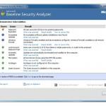 Auditoría de Seguridad: Microsoft Baseline Analyzer 2.2